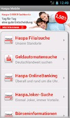 Haspa Mobile Android Finance
