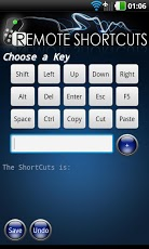 Remote Shortcuts Android Media & Video