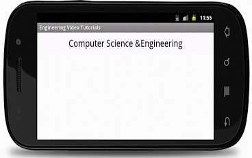 Engineering Video Tutorials Android Media & Video