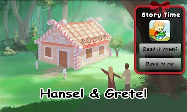 Hansel and Gretel : Story Time Android Books & Reference