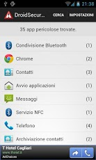 DroidSecurity Android Tools