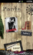 Pixtylin'-Cool&Gal Decorate Android Photography