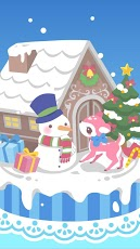 snow dream♪cute christmas Android Personalization