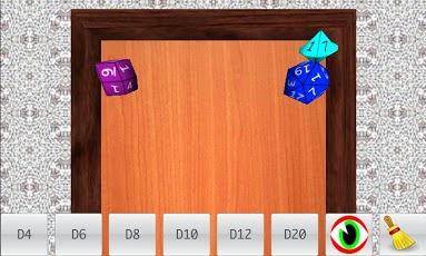 Real Dice Roll (Free) Android Entertainment