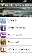 Tenerife Map Free Android Travel & Local