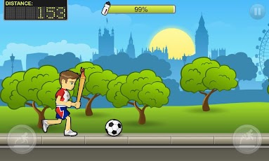 London Flame Android Sports Games