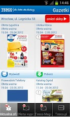 Gazetki Tesco Android Shopping