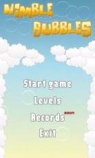 Nimble Bubbles Android Arcade & Action