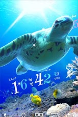 Sea Turtle LiveWallpaper Trial Android Personalization
