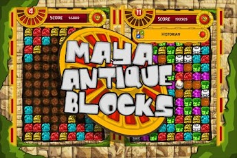 Antique Blocks Android Brain & Puzzle