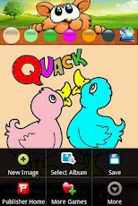 HD Coloring Game For Kids Android Casual