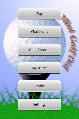 Mini Golf'Oid Free Android Arcade & Action