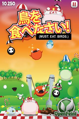Must.Eat.Birds Android Arcade & Action