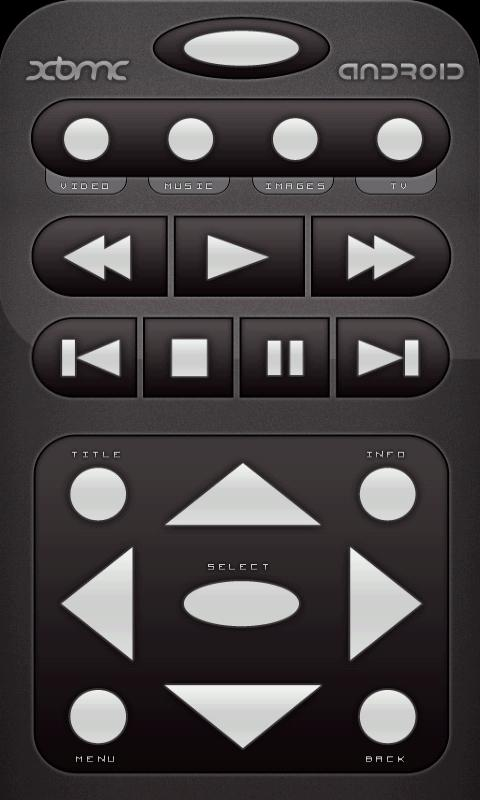 Official XBMC Remote Android Media & Video