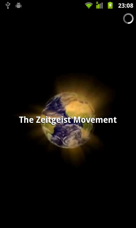 The Zeitgeist Movement Android Social