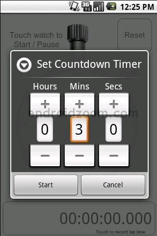 Ultimate Stop Watch Android App