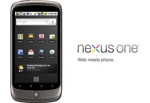 Manually Install Android 2.2 on your Google Nexus One