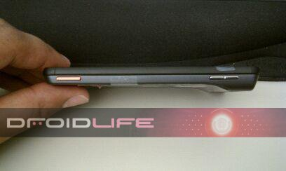 Droid Extreme Side View