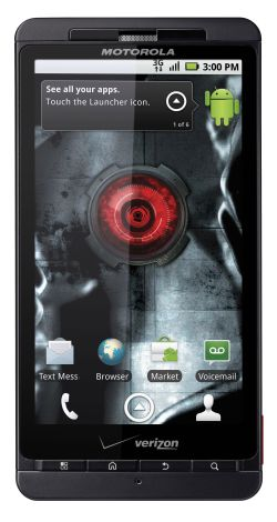 Motorola Droid X Will Be Available July 15 for $199