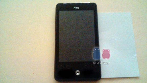 Leaked HTC Aris