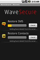 WaveSecure android app is a solid one stop solution for the security of your android device