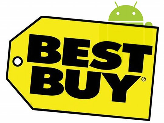 Best Buy Entering the Android Marketplace