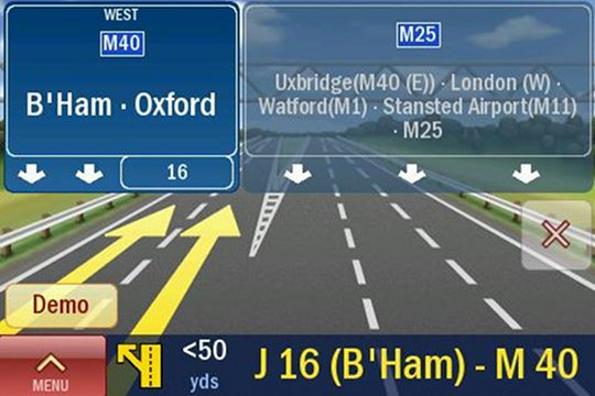 CoPilot – Android's Complete GPS system