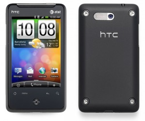 AT&T to Release the HTC Aria on June 20