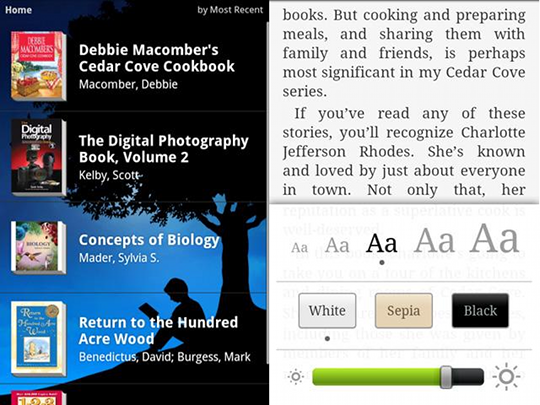 The Kindle App Arrives to the Android Market, Users Rejoice