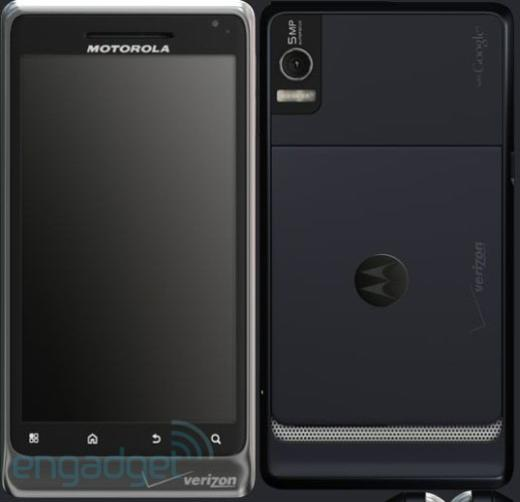 Unconfirmed: Motorola Droid 2 To Launch August 12, Special R2-D2 Edition Possible