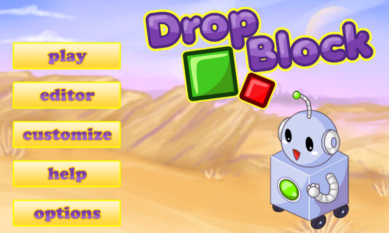 Android Game Review: Drop Block