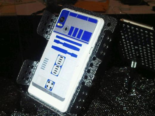 Possible Motorola R2-D2 Droid 2 Appears In The Wild