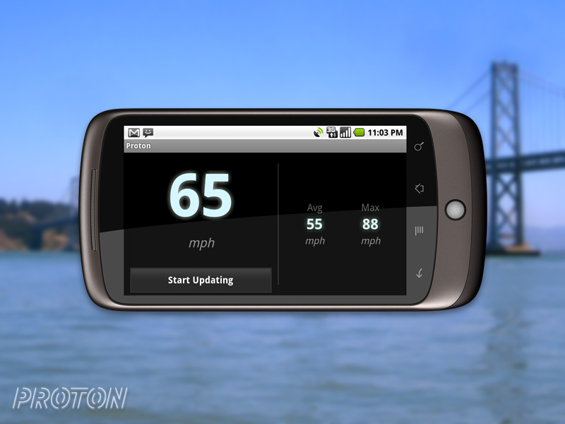 Proton Android App Could Be the Last Speedometer You'll Ever Need
