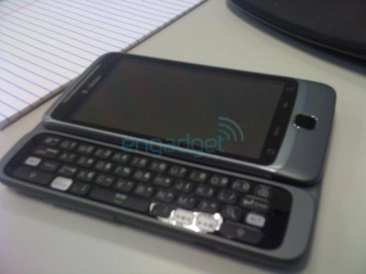 Leak: T-Mobile G2 In The Wild Images Surface