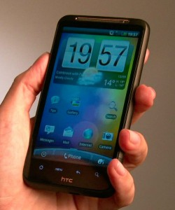 HTC Also Launches the Desire HD and Desire Z Android 2.2 Phones