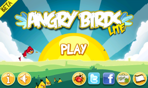 Angry Birds Beta Android Game Review