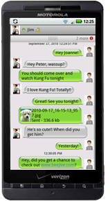 Beejive Releases its Expensive Android App, $9.99 to Mobile Chat