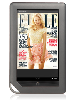 Barnes & Noble Announces the Nook Color Android E-Reader