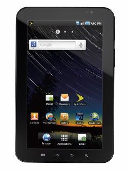 Sprint Announces Samsung Galaxy Tab Available November 14 for $399 On Contract