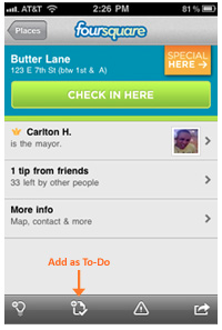 Foursquare Made Us Happy with Version 2.0 of its Android App