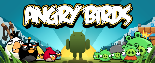 Angry Birds for Android Goes Out of Beta