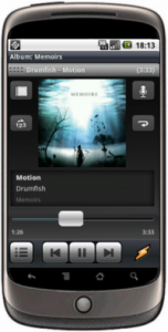WinAmp Media Player App Goes to the Android
