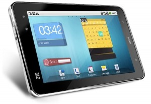 ZTE Launches the ZTE Light Android Tablet