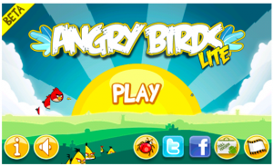 Angry Birds for Android Updated with More Levels of Fun