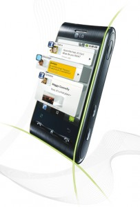 LG Optimus M Android Phone Available from MetroPCS