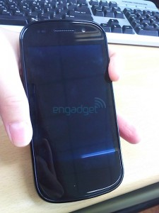 Google Nexus S Phone Confirmed via Best Buy Leak