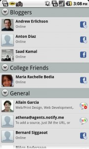 IM+ Instant Messaging Android App Review