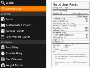 5 Great Android Apps For Diet and Weight Loss