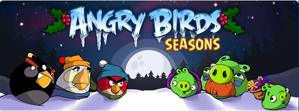 Angry Birds Seasons Arrives on the Android Market