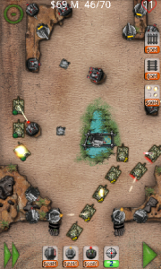 Armored Defense Android Game Review